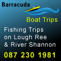 Fishing Trips on River Shannon & Lough Ree