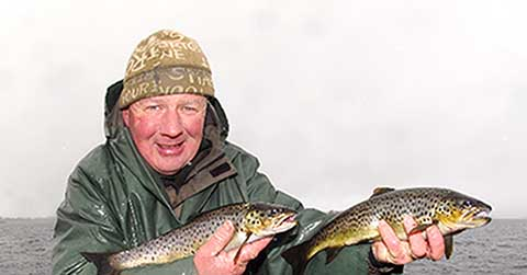 WILD BROWNIES FROM THE CORRIB